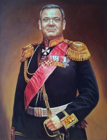 Где заказать портрет маслом в Ташкенте?