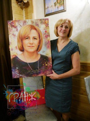 Портрет на заказ Ташкент