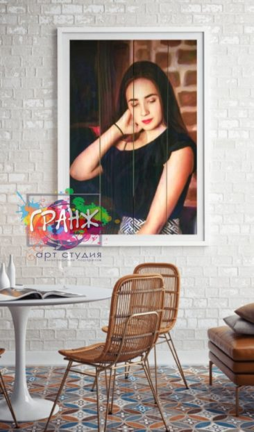 Картины на досках купить в стиле лофт Ташкент