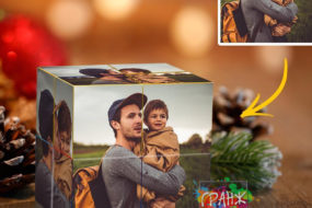 Фотокубик трансформер, купить в подарок Ташкент